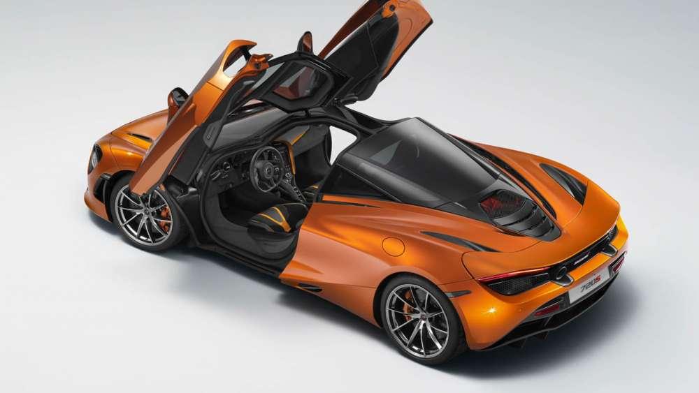 McLaren 720S – The Science of Speed