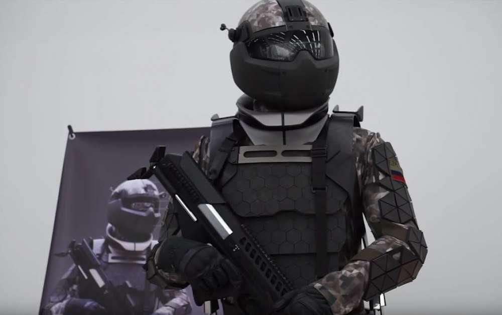 Η ρωσική στολή υπερστρατιώτη Soldier Combat Outfit 'Ratnik 3'