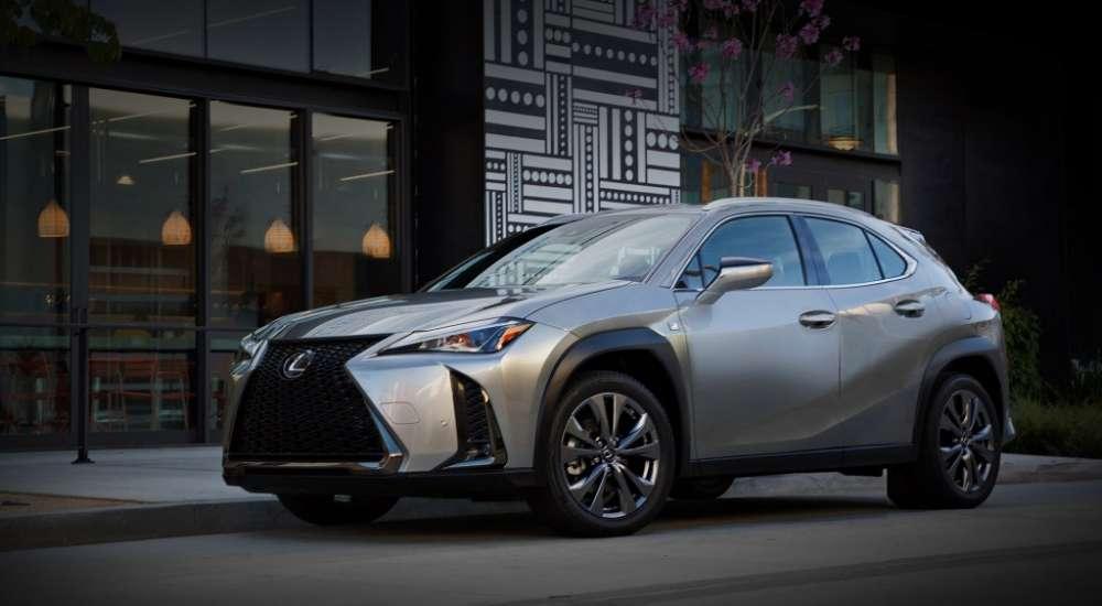 Lexus UX Subcompact Crossover