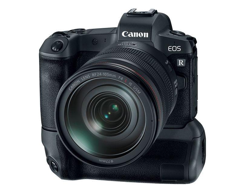 Canon EOS R Vs Sony a7 III