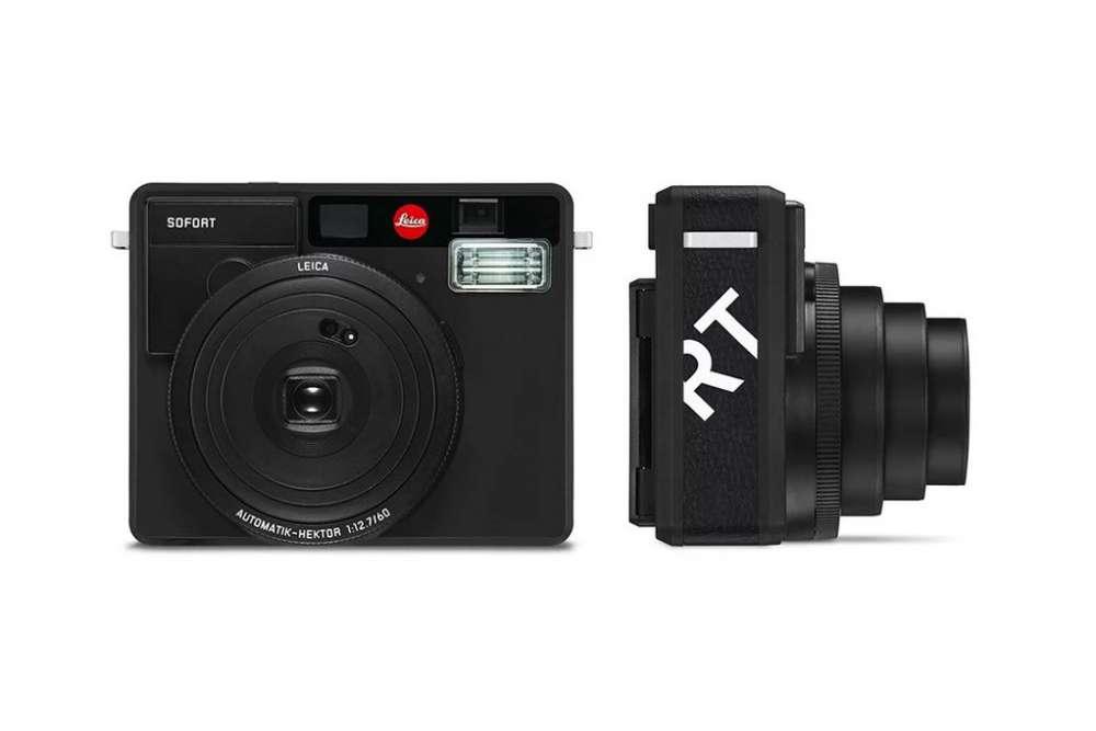 Leica Sofort Instant Matte Black