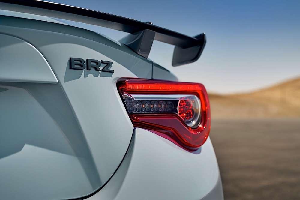 2019 BRZ Series Gray