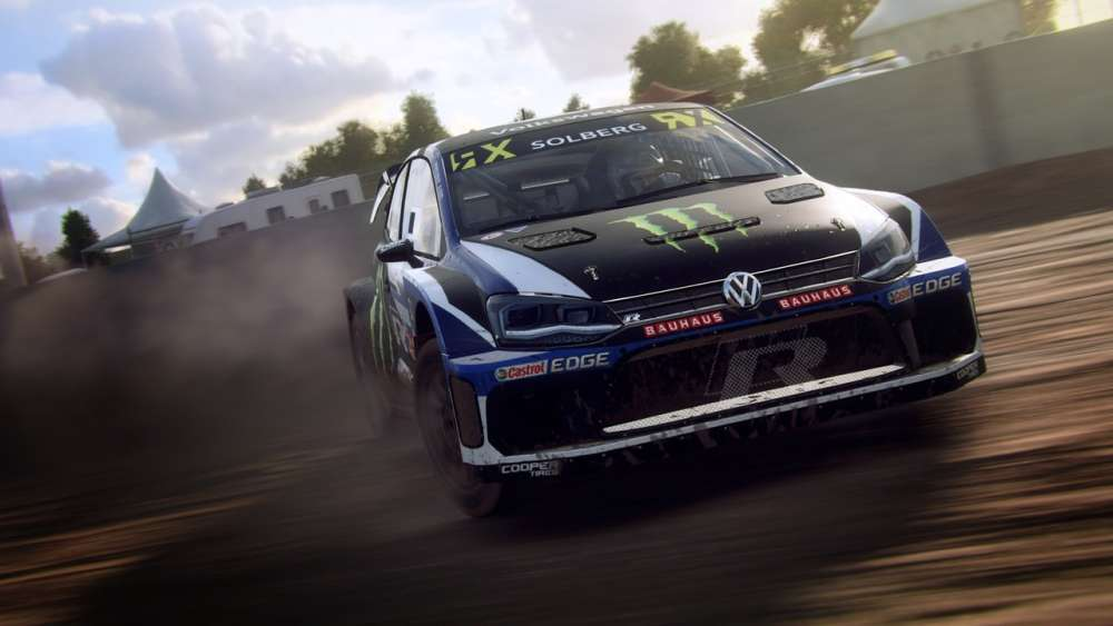 DiRT Rally 2.0 PS4 – The Announcement Trailer