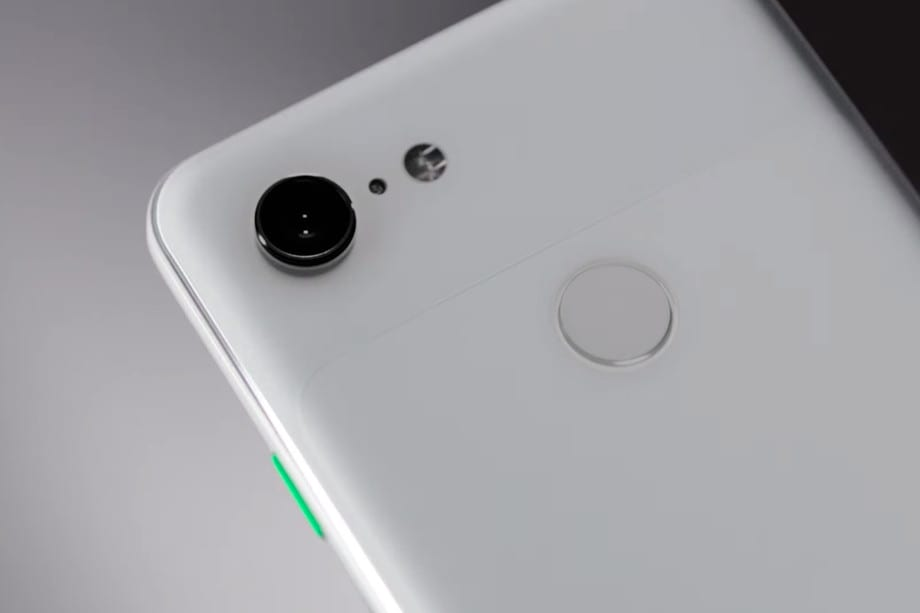 Το νέο Google Pixel 3