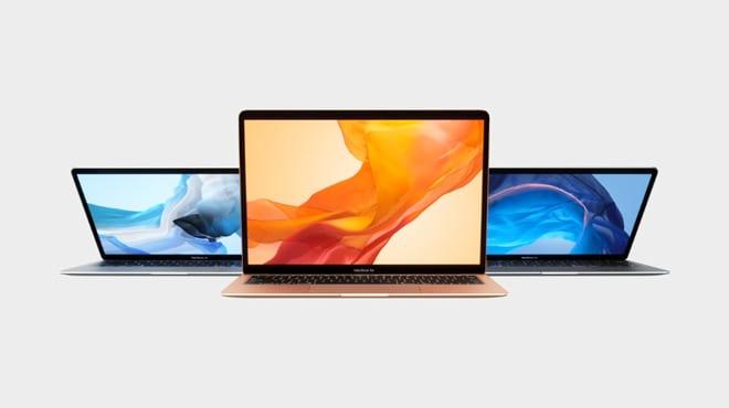Το νέο 13.3αρι MacBook Air με Retina