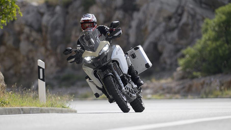 2019 Ducati Multistrada Enduro
