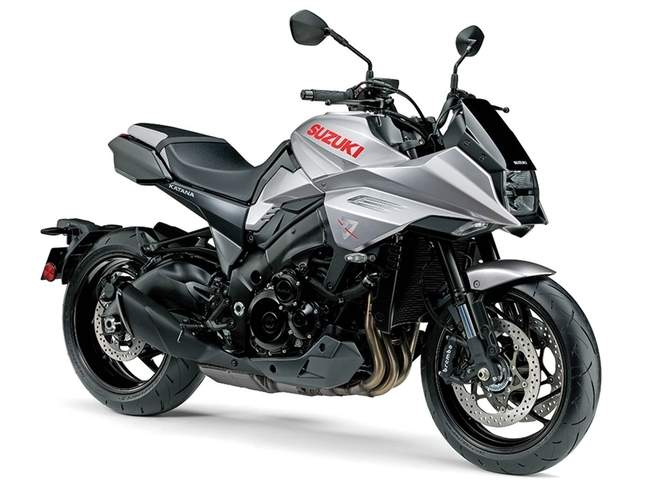 2020 Suzuki Katana 1000