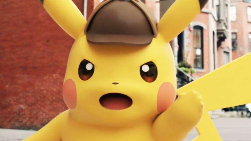Pokémon – Detective Pikachu Trailer