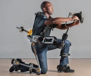 Τι είναι ένα Exoskeleton;