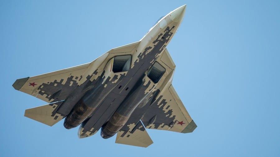 Το 5ης Γενιάς Su-57 στη Συρία