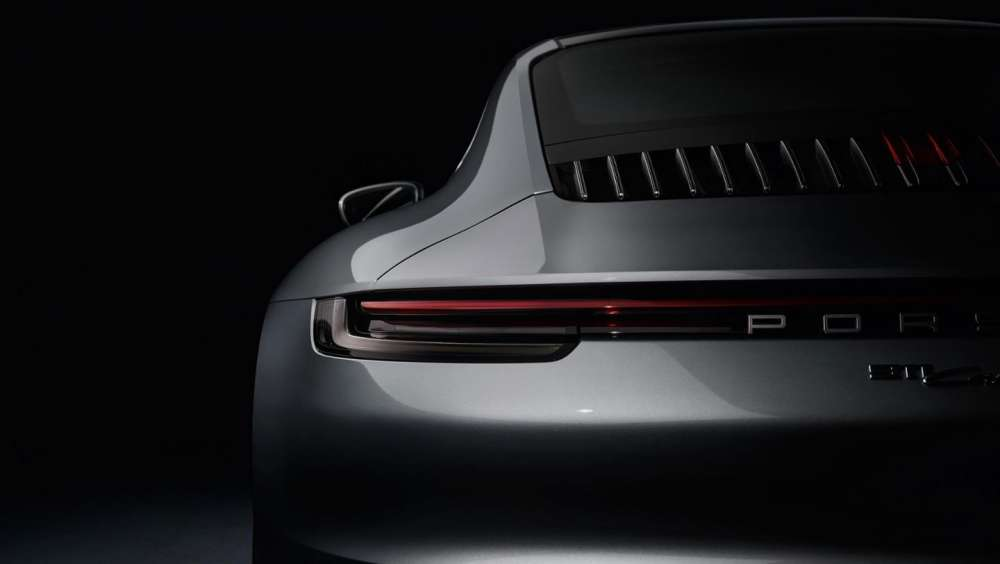 2019 Porsche 911 Highlight
