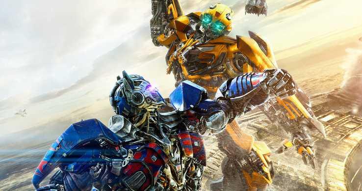 Bumblebee – Optimus Prime Cybertron Fight Trailer