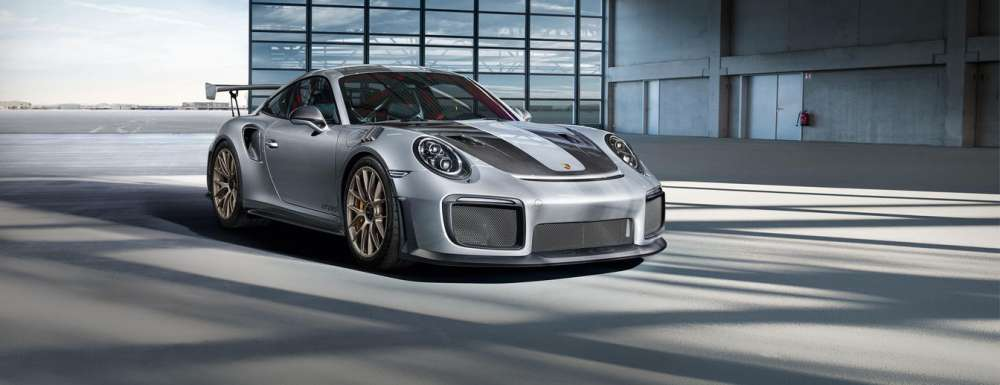 Όλες οι Porsche 911