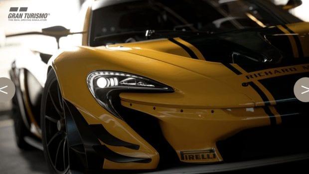 GT Sport – December Update