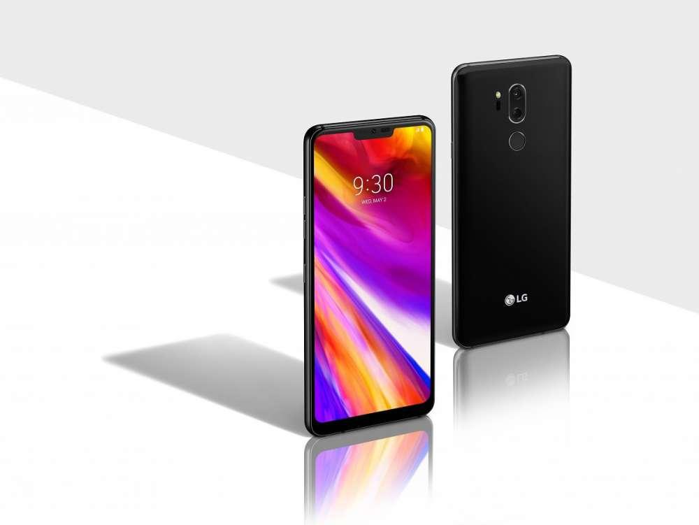 Νέα LG G8 και LG Q9 smartphone