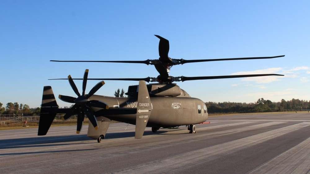 Το επαναστατικό Sikorsky-Boeing Defiant