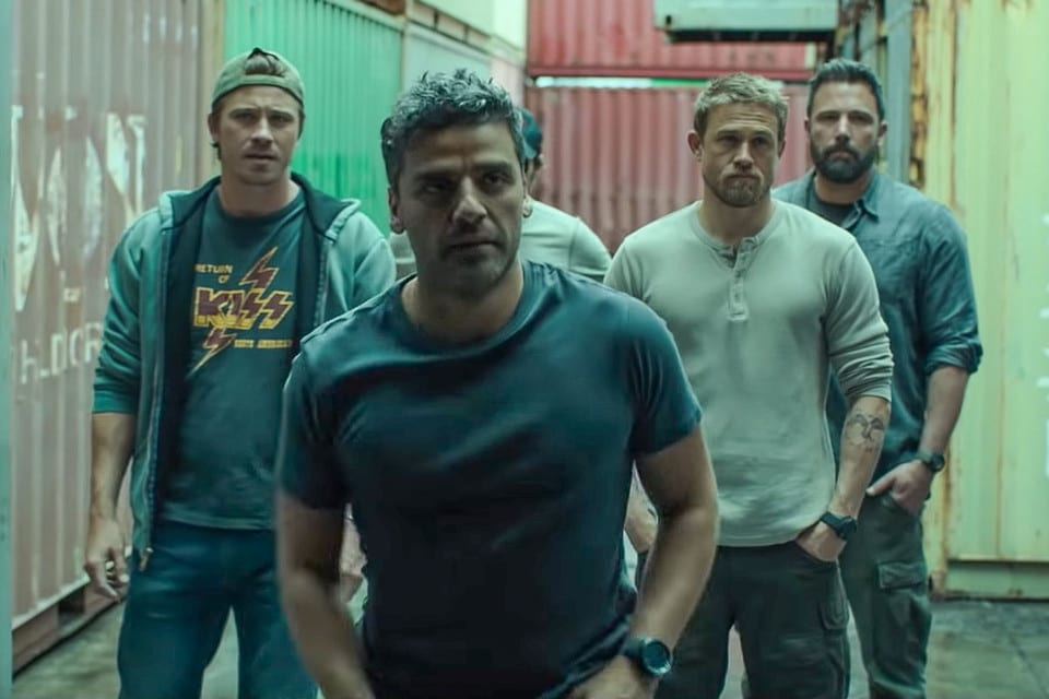 Triple Frontier – Official Trailer