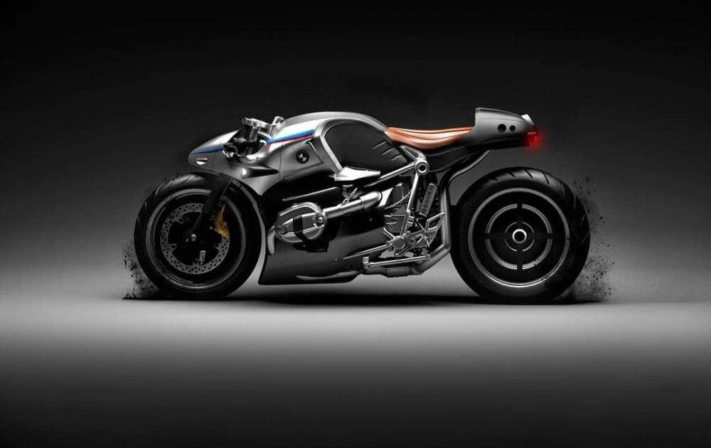 BMW R nineT Aurora Concept