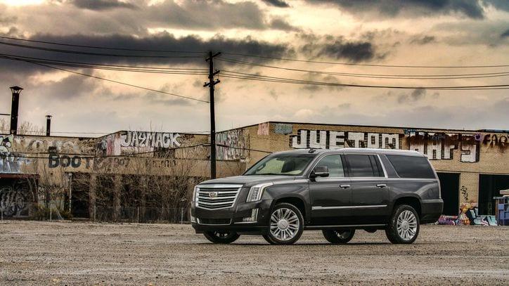 Cadillac Black Escalade Sport Edition | Gadgetfreak :: Not