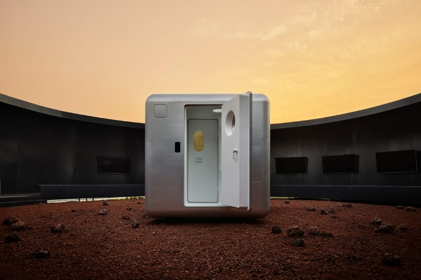 Open x Xiaomi Mars Case House