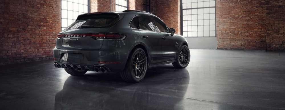 Macan S Porsche Exclusive Manufaktur