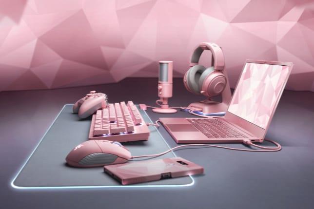 Razer Blade Stealth Quartz Pink Limited Edition