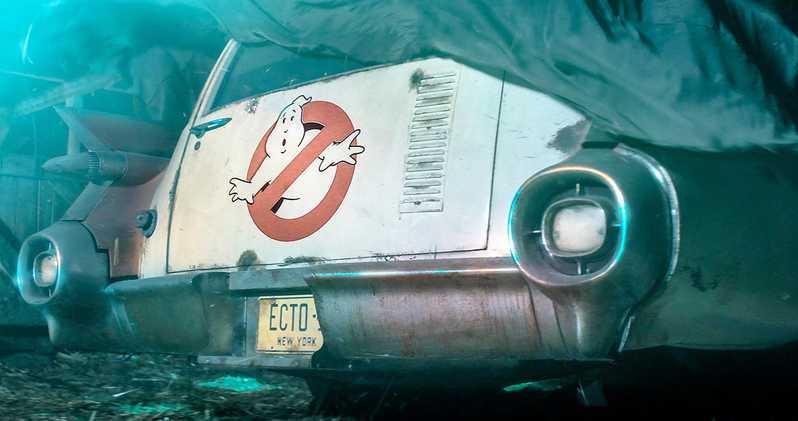 Ghostbusters 3 – Teaser Trailer