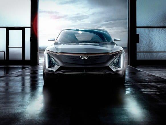 2020 Cadillac electric SUV