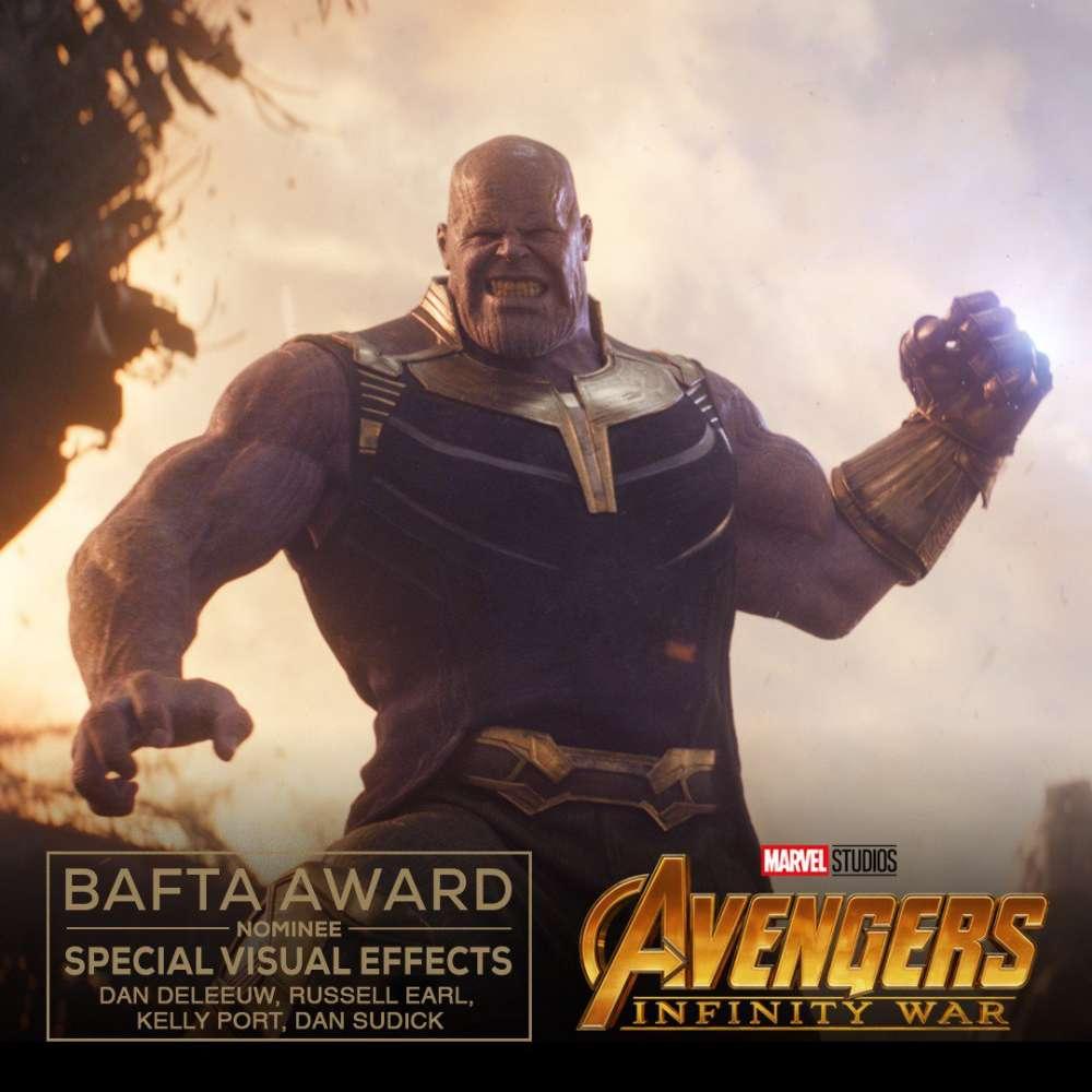 Marvel Studios #10YearChallenge