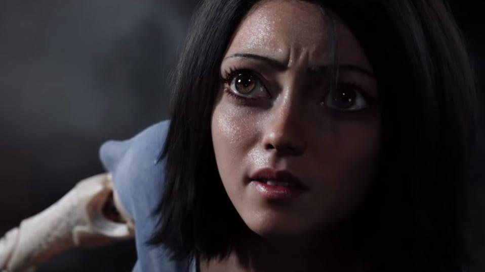 Alita: Battle Angel – The Making of Alita