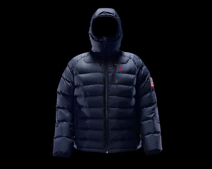 Ralph Lauren θερμαινόμενο Bluetooth Jacket