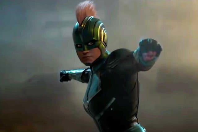 """Marvel Studios' Captain Marvel – """"Rise"""" TV Spot"""