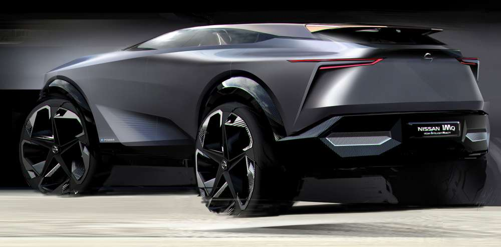 Geneva 2019 – Νissan MQ Concept