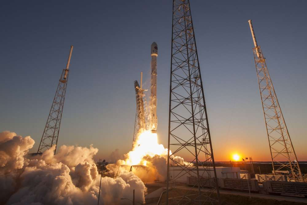 Inside The SpaceX Moon Launch