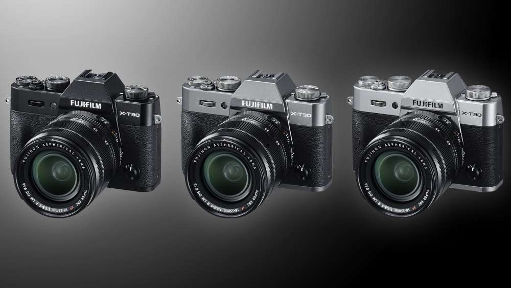 Η νέα Fujiflim X-T30
