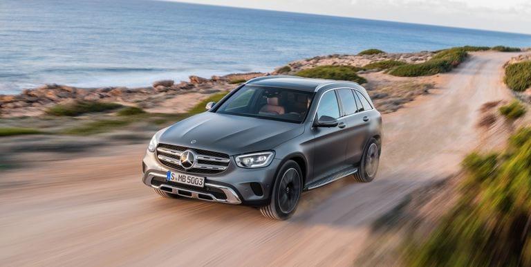 2020 Mercedes GLC Coupe
