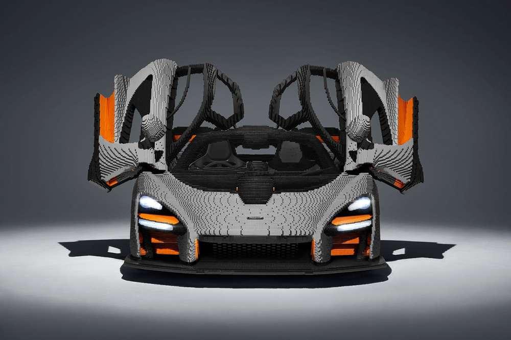 McLaren LEGO Senna Hypercar
