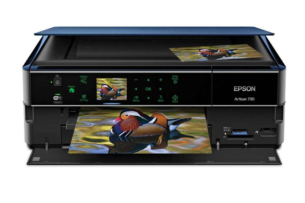 Epson Artisan 725 All-in-One Printer
