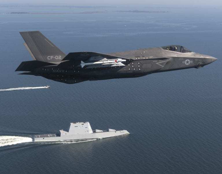 Road to F-35 Initial Operational Capability