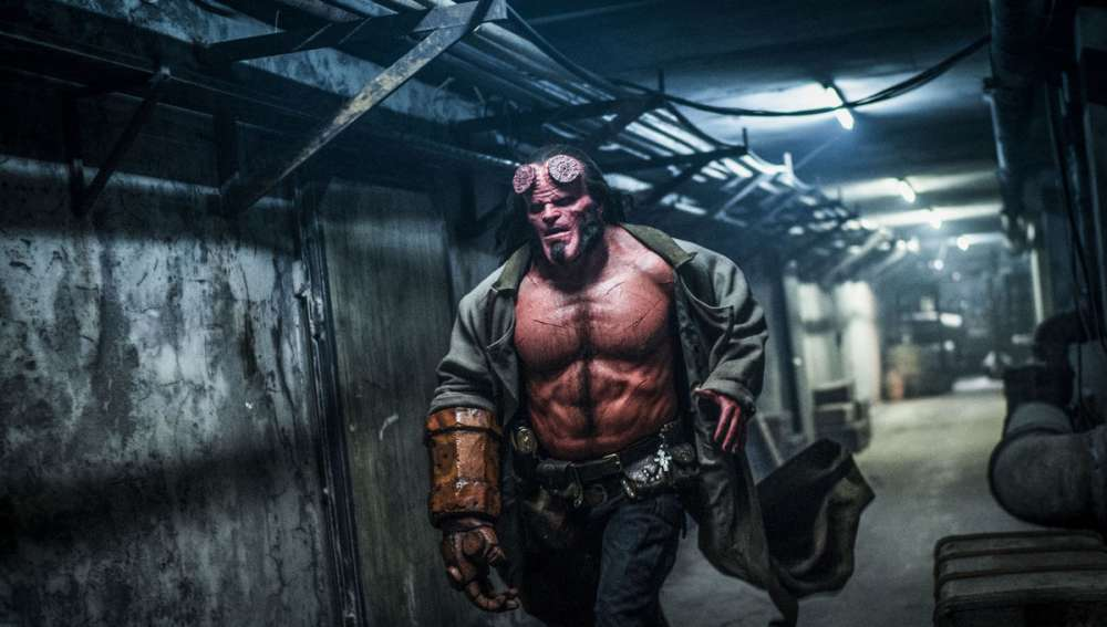 Hellboy – Trailer #2 Official