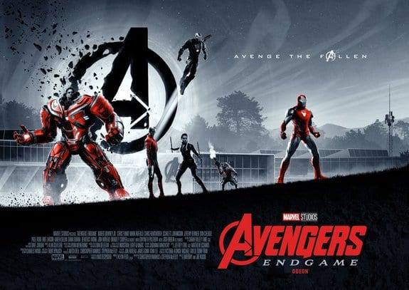 """Avengers: Endgame – """"To the End"""""""