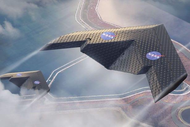 Τα αεροσκάφη που 'μεταμορφώνονται' του MIT και της NASA