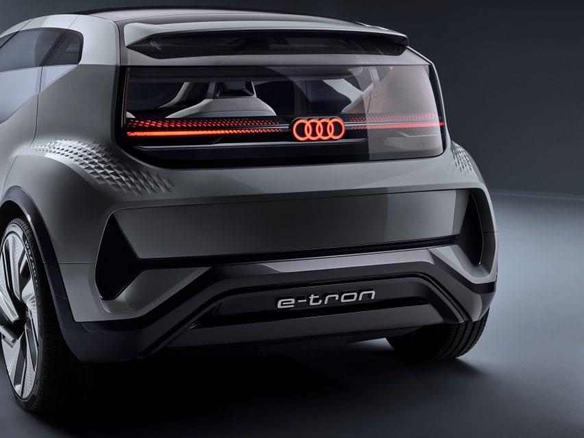 Audi AI:ME City Car of the Future