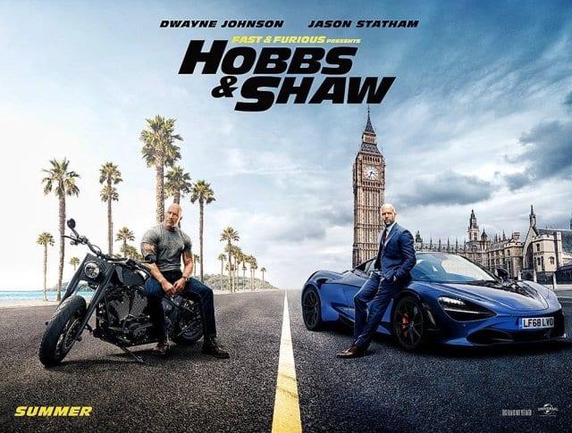 Hobbs & Shaw – Trailer #1