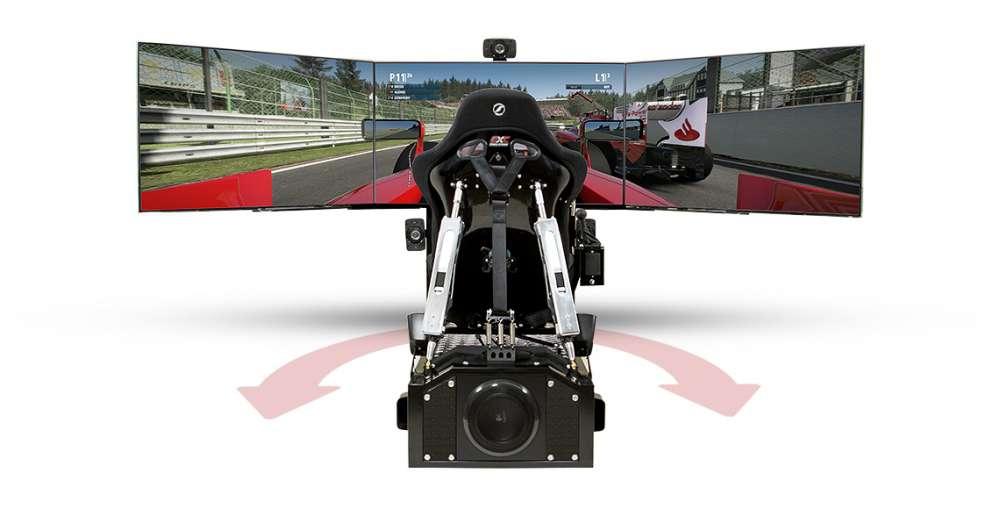 CXC Motion Pro II Racing Simulator