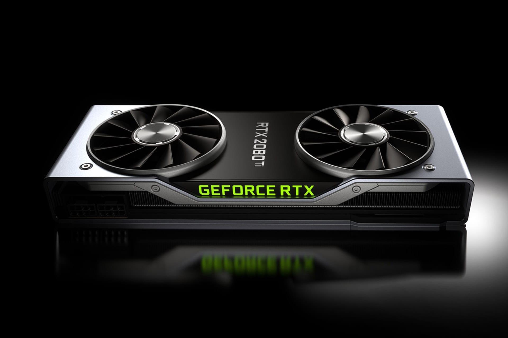 Nvidia OC RTX 2060, 2070, + 2080 GPUs