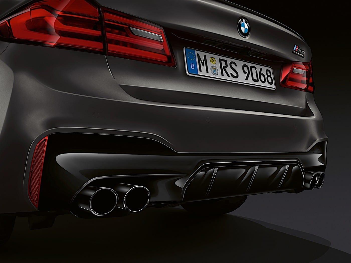 2020 BMW M5 Edition 35 Jahre