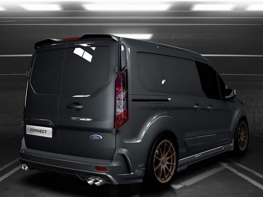 MS-RT Ford Transit Connect Van