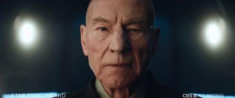 Star Trek: Picard – Teaser