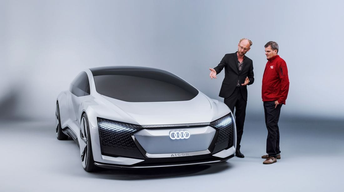 Audi Electrik